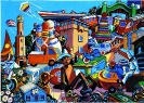 1978 - Giochi Cervia, Municipio di Cervia - 100 x 80
