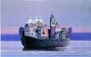 1970 - Venezia. - 100 x 80