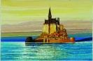 1984 - Mont St Michel - 150 x 100