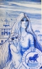 2005 - Manifesto celebrativo centenario NOIAW (National Organization of Italian American Women) - 50x70