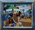 2000 - Giochi Pasqua - 80x60